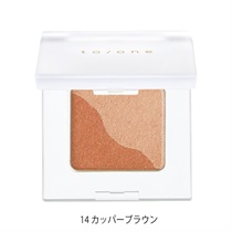 【to/one】ペタル アイシャドウ<全19色>(14:カッパーブラウン - 14:Copper brown)