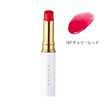 【to/one】ペタル エッセンス リップ<全27色>(107:チェリーレッド - 107:Cherry Red)