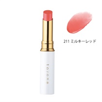 【to/one】ペタル エッセンス リップ<全25色>(211:ミルキーレッド - 211:Milky Red)