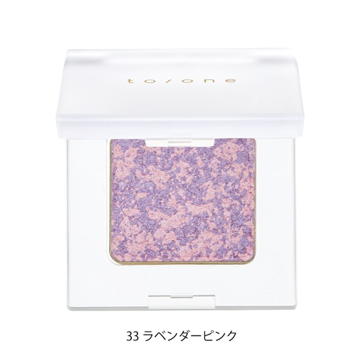 【to/one】ペタル アイシャドウ<全3色>2021 SS Collection(33:ラベンダーピンク-33:lavender pink)